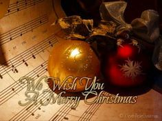 We Wish You a Merry Christmas - Mormon Tabernacle Choir    More LDS Gems at: www.MormonLink.com