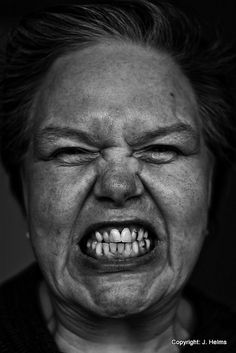 One photo of my honest #Portrait project  Black and White #Photography by #JoeyHelms (https://www.facebook.com/JoeyHelmsPhotography)