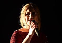 Adele lookalike who gets mistaken for the star says she never...: Adele lookalike who gets mistaken for the star says she never saw… #Adele