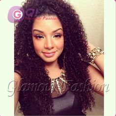 89.04$  Buy here - http://ali3bk.worldwells.pw/go.php?t=32319020903 - GQ Kinky curly wig african american glueless full lace brazilian lace front human hair wig natural kinky curly afro wigs for you