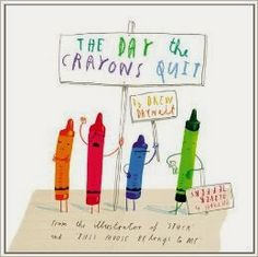 The Day the Crayons Quit The Day the Crayons Quit PDF Free Download EBook Crayons have feelings, too, in this funny back-to-school story illustrated by the creator of Stuck and This Moose Belongs to Me -- now a