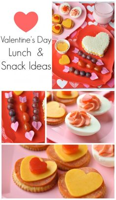 Valentine Lunch Ideas and Snack Ideas - Creative Juice  | @Mindy CREATIVE JUICE | getcreativejuice.com