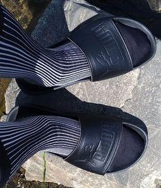 Pool Slides, Slide Sandals, Clogs, Slide Rule, Socks, Sneakers, Fashion, Sandals, Clog Sandals