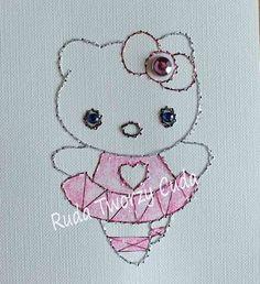 Hello Kitty Baletnica Hello Kitty, Fictional Characters, Fantasy Characters