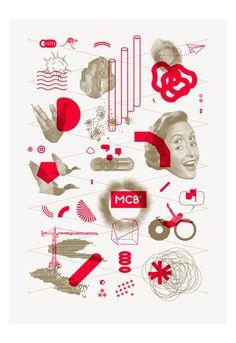 Best Film Posters : Brest Brest Brest: Graphic Design Illustration | The Red List