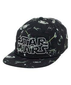 Bioworld Star Wars Baseball Cap 4adcbd75b572