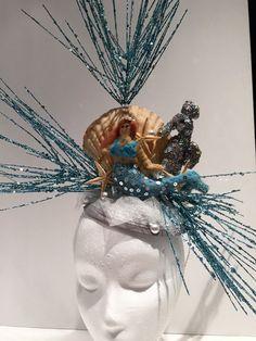 Mermaid headband Shell Crown Seashell headband beach by doramarra