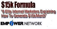 This is the go-to source of up to the minute training on all topics related to successful Internet Marketing.  Basically your Professional Toolbox for Internet marketing.