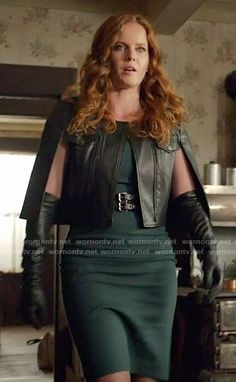 Rebecca Mader as Zelena, the Wicked Witch (of the West) on ...