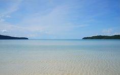 Saracen Bay Koh Rong Samloem Island