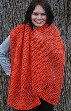 Lace Shawl (Free Pattern) http://www.knittingboard.com/product_p/ptnlcsh.htm