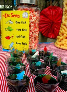Dr. Seuss Inspired Snacks