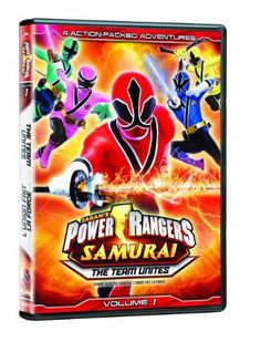 Power Rangers: Samurai, Volume 1: The Team Unites DVD ~ Alex Heartman, http://www.amazon.ca/dp/B007PSKDAM/ref=cm_sw_r_pi_dp_l6DAsb051QT7X
