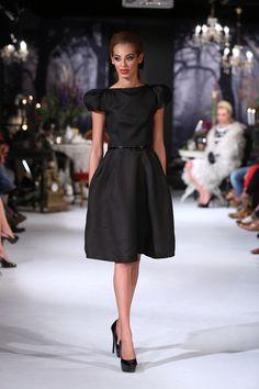 Monique Collignon Haute Couture 2014 Collection: Láir Du Temps