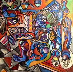 'Visual Reality' by Enrique Hernandez