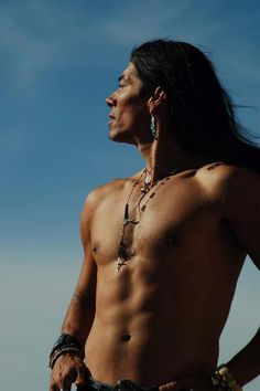 Adam Joaquin-Gonzalez (Aztec, Cherokee, Choctaw)