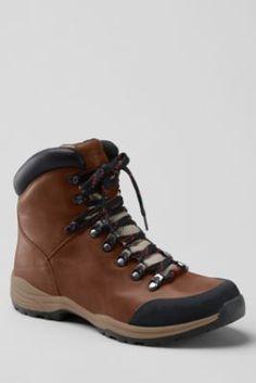 Men's Waterproof Snow Hiker Boots from Lands' End