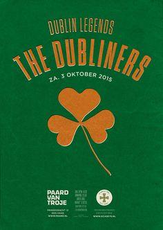 Zaterdag 3 oktober. http://www.paard.nl/event/3954/DUBLIN-LEGENDS-THE-DUBLINERS