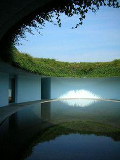 Architecture Du Japon, Minimalist Architecture, Green Architecture, Amazing Architecture, Contemporary Architecture, Architecture Details, Landscape Architecture, Landscape Design, Contemporary Art
