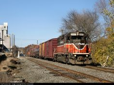 RailPictures.Net Photo: PW 2007 Providence and Worcester Railroad EMD GP38-2 at Central Falls, Rhode Island by Ron Chouinard