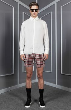 Anzevino Getty Spring/Summer 2015 Lookbook Asian Fashion, Boy Fashion, Mens Fashion, Fashion Outfits, Fashion Trends, River Viiperi, Spring Summer 2015, Men Summer, Young Models
