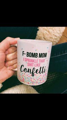Mug idea Funny Wine Glasses, Cute Gifts, Diy Gifts, Craft Gifts, Funny Mugs, Funny Coffee Mugs, Custom Mugs, Tumblers, Funny Pictures