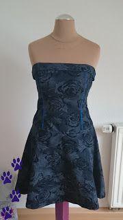 Seidenkatze: Das erste Kleid
