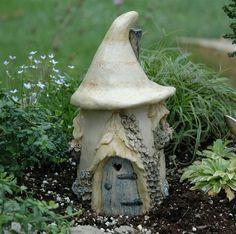 Mushroom Fairy Cottage- large