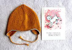 Tricot   bonnet bébé - Prima.fr Tricot Brassière, Tutos Tricot, Tricot Et ecd5a2f67ea