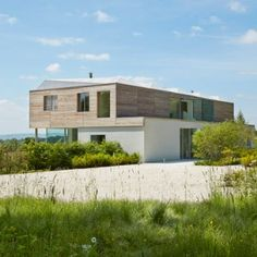 Sussex House, South Downs, Sussex, England, UK by Wilkinson King+Architects.