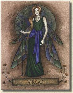 Hada de Virgo
