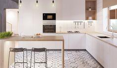 白俄羅斯黑白色現代複層公寓 - DECOmyplace 新聞