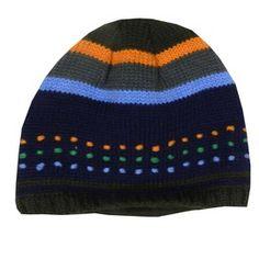 Baby Boys Knitted Beanie Hat & Mittens (Newborn-3 Years) £3.99