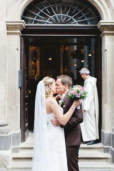 Die Hochzeit von Nadja und Andi in Bonn