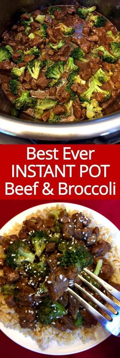 This Instant Pot beef and broccoli is a keeper! This Instant Pot beef and broccoli is a keeper! Carolyn F Instant pot This Instant Pot beef […] broccoli instant pot Slow Cooker Recipes, Crockpot Recipes, Cooking Recipes, Healthy Recipes, Cooking Time, Cooking Classes, Cooking Videos, Cookbook Recipes, Delicious Recipes