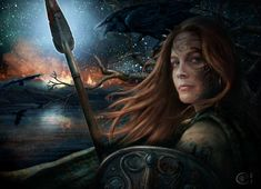 """""""Boudica - The Aftermath"""" - Chris Cole"""