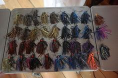 Fishing Tackle Jig Lot 35 Piece All New Value Priced (20)