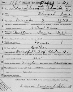 Genealogy Insider - They Were Soldiers Once: Searching Military Records on http://FamilySearch.org