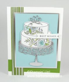 VIDEO - 30 Cards using the Cake Soiree Bundle | Barb Stamps | Bloglovin'