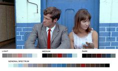 Godard | Pierrot le Fou, 1965Cinematography:Raoul Coutard