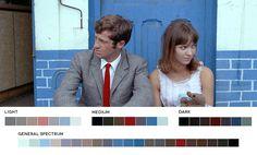 Jean-Luc Godard WeekPierrot le Fou, 1965Cinematography:Raoul Coutard