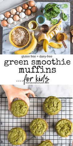 Recipes Snacks Muffins The best healthy muffin recipe for kids and toddlers. Packed with simple real food ingredients and even some veggies.your kids are going to love these. Healthy Muffins For Kids, Healthy Muffin Recipes, Healthy Meals For Kids, Baby Food Recipes, Kids Meals, Healthy Snacks, Jelly Recipes, Healthy Breakfasts, Protein Snacks