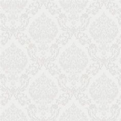 The wallpaper Decor - 3513 from Boråstapeter is a wallpaper with the dimensions x m. The wallpaper Decor - 3513 belongs to the popular wallpaper collec Embossed Wallpaper, Damask Wallpaper, Paper Wallpaper, White Wallpaper, Print Wallpaper, Cloud Wallpaper, Wallpaper Roll, Lund, Cream Walls