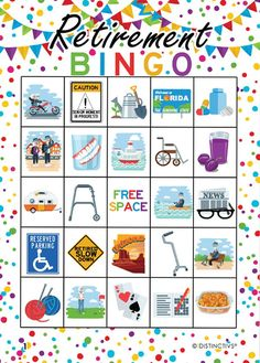 photograph about Retirement Party Games Free Printable identified as 101 Excellent Retirement Get together visuals within just 2019 Trainer