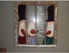 Hand-Painted Snowmen from Pokorny's - Online Fundraising Auction - BiddingForGood