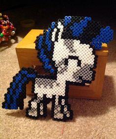 Perler I made of my Pony OC Terra by Chaotic_Prism - Kandi Photos on Kandi Patterns