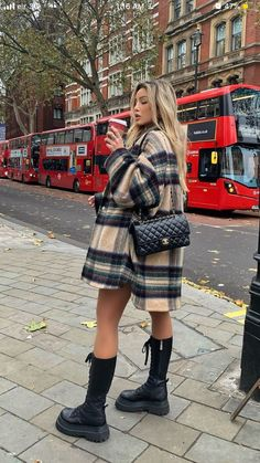 Winter Fashion Outfits, Fall Winter Outfits, Look Fashion, Spring Outfits, Look Winter, Winter Style, Autumn Fashion, Mode Outfits, Girly Outfits