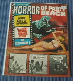 Horror of Party Beach 1964!