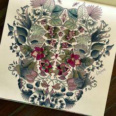"Johanna Basford's new book ""Magical Jungle"" ....@johannabasford #blomstermandala #jardimsecretofans #johannabasford #inspiracao #art #art_we_inspire #colorindolivrostop #coloringbook #colorful #adultcoloringbook #colortherapyapp #colortherapyclub #artecomoterapia #beautifulcoloring #livrocoloriramo #secretgarden #enchantedforest #artecomoterapia #jardimsecretolove #coloring_masterpieces #artecomoterapia  #boracolorirtop  #inspiracaojardimsecreto #creativelycoloring #ColorTherapyClub…"