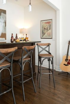 Industrial Furniture Ideas - industrial - Bar Stools And Counter Stools - San Diego - Skylar's Home & Patio